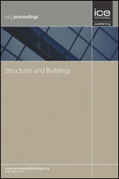 Thumbnail of Proceedings of the Institution of Civil Engineers - Structures and Buildings