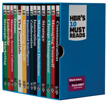 Image of HBR 10-must reads box set.