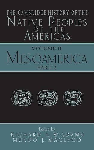 Cover image of The Cambridge History of the Native Peoples of the Americas, Volume II Mesoamerica
