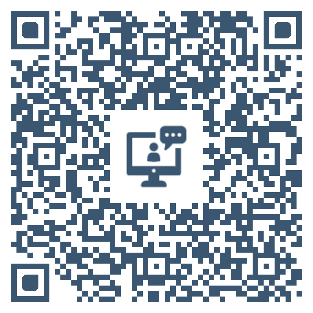 QR code for instruction request form