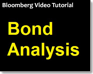 Bloomberg: Bond Analysis