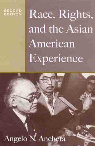 Book cover for Race, Rights, and the Asian American Experience