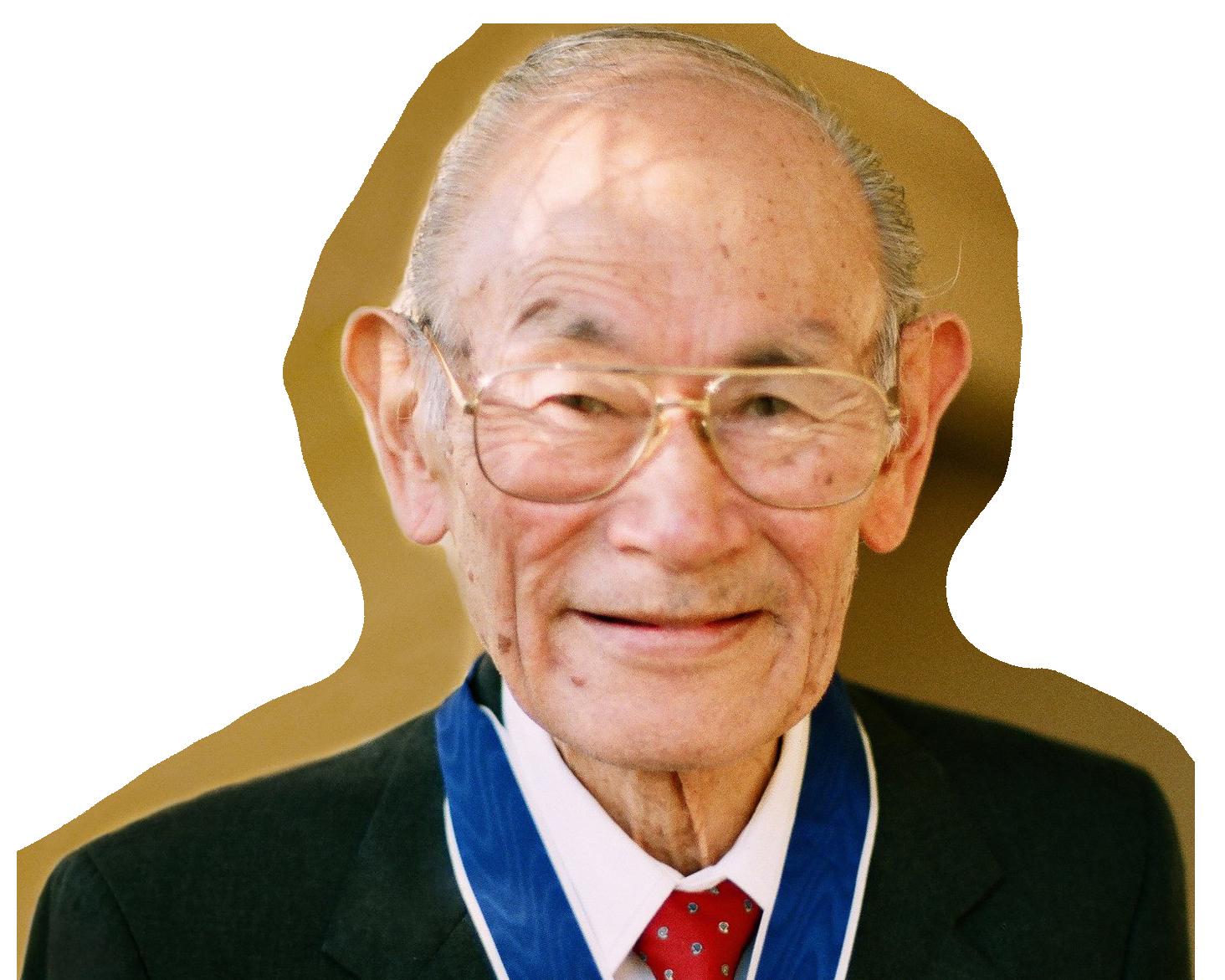 Portrait of Fred Korematsu