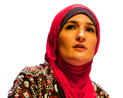 Portrait of Linda Sarsour