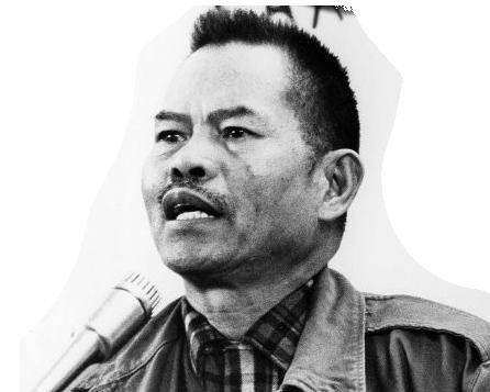 Portrait of Larry Itliong