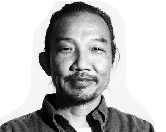 Portrait of Kiyoshi Kuromiya