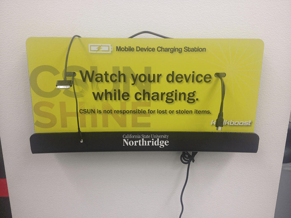 Mobile device wall charger