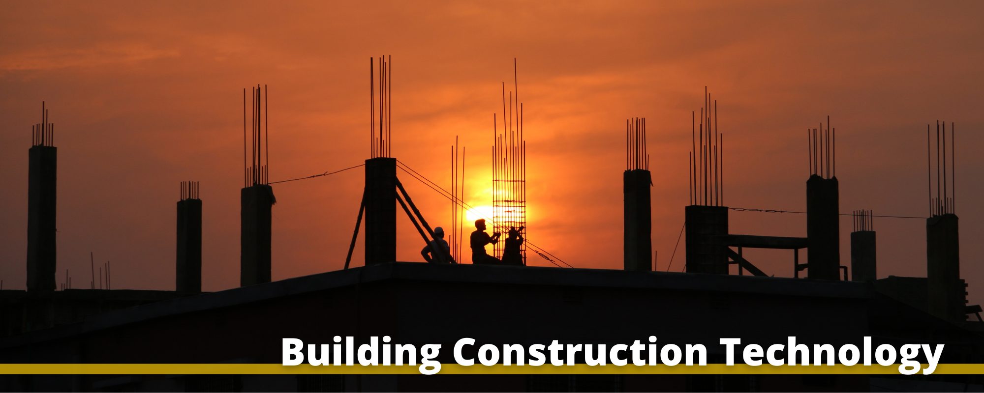 Welcome to the Building Construction Technology libguide.