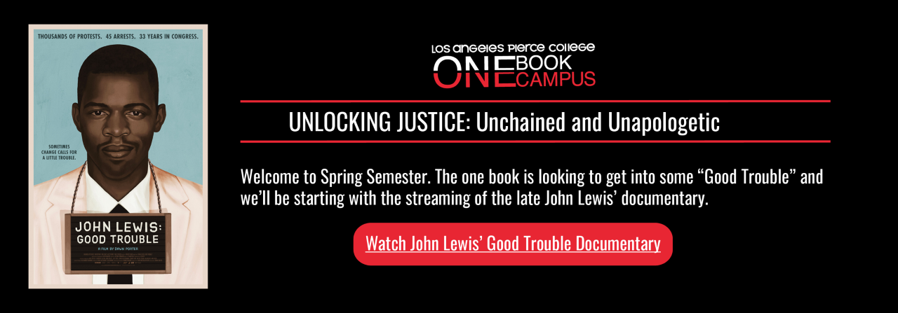 Watch John Lewis' Good Trouble Documentary