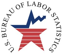 Logo of the U.S. Bureau of Labor Statistics