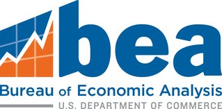 Logo of the Bureau of Economic Analysis