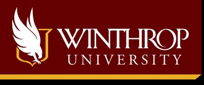 Winthrop Desktop Logo