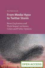 From Media Hype to Twitter Storm: News Explosions and Their Impact on Issues, Crises, and Public Opinion