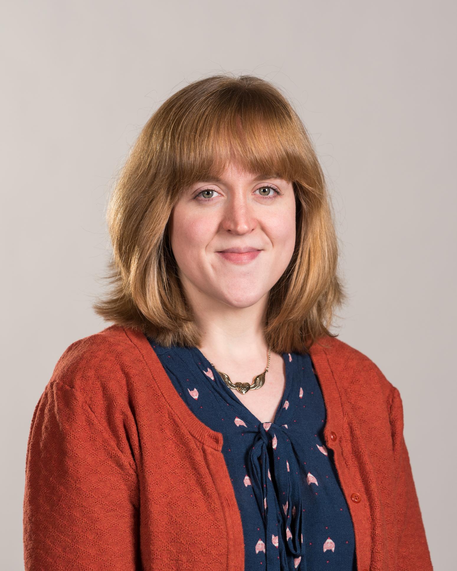 Headshot of Emily Porter-Fyke