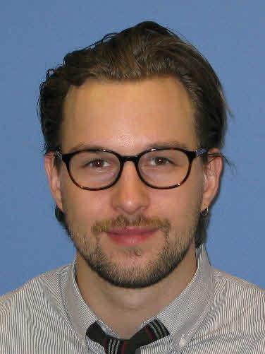 Headshot of Mat Blaine