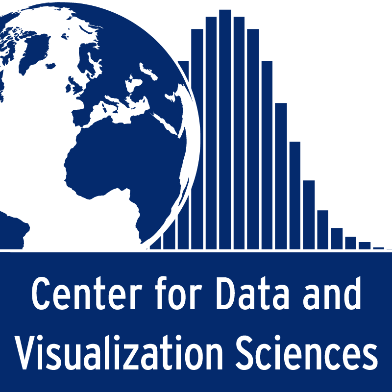 Profile photo of Center for Data and Visualization Sciences