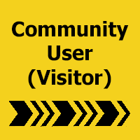 Community User (Visitor)