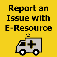 Report an issue with an electronic resource