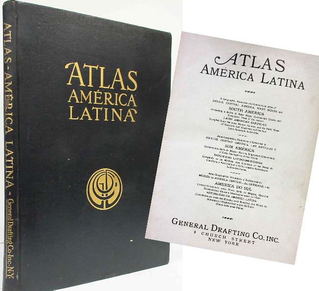 Atlas America Latina