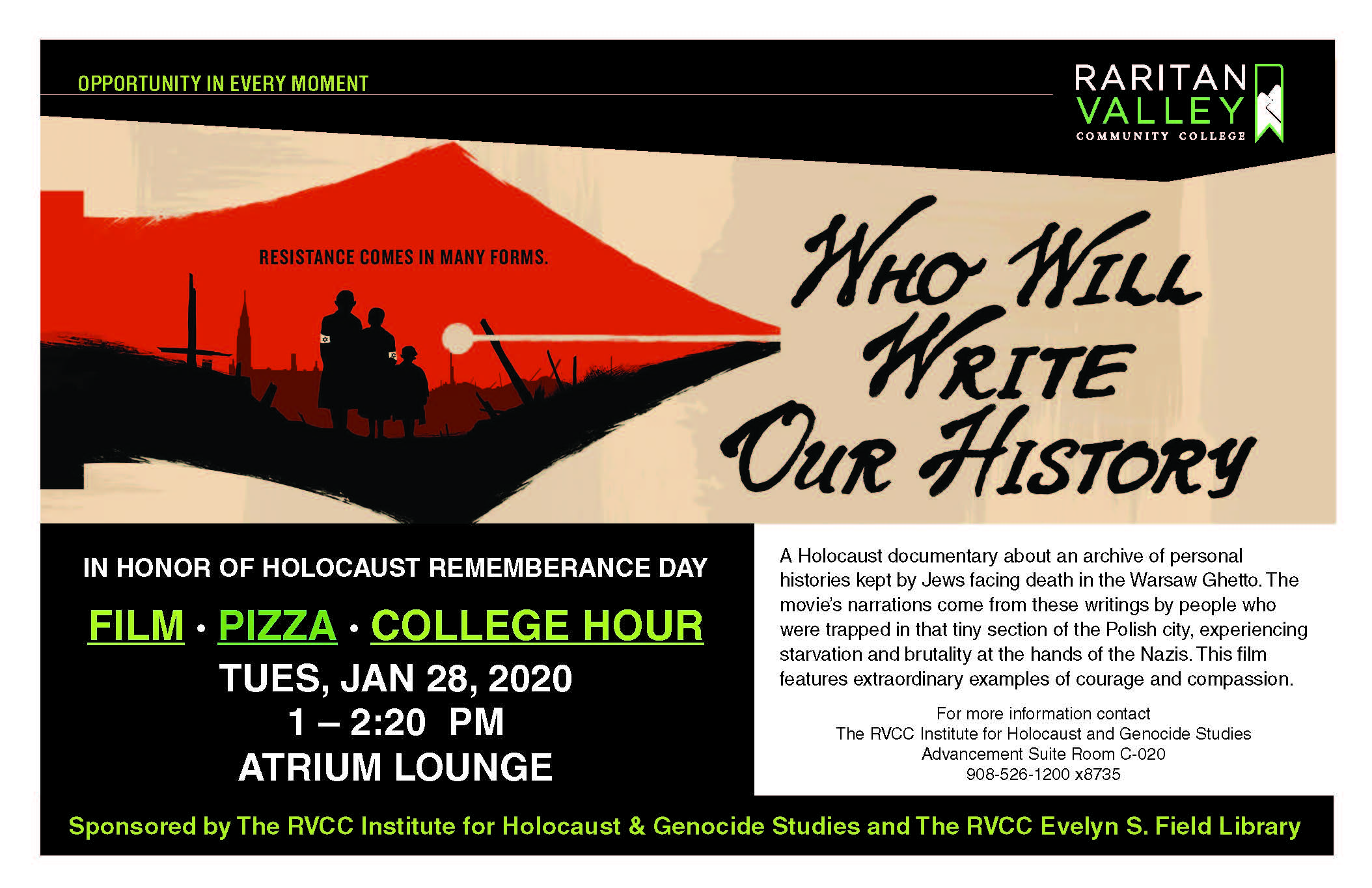 who will write our history film screening