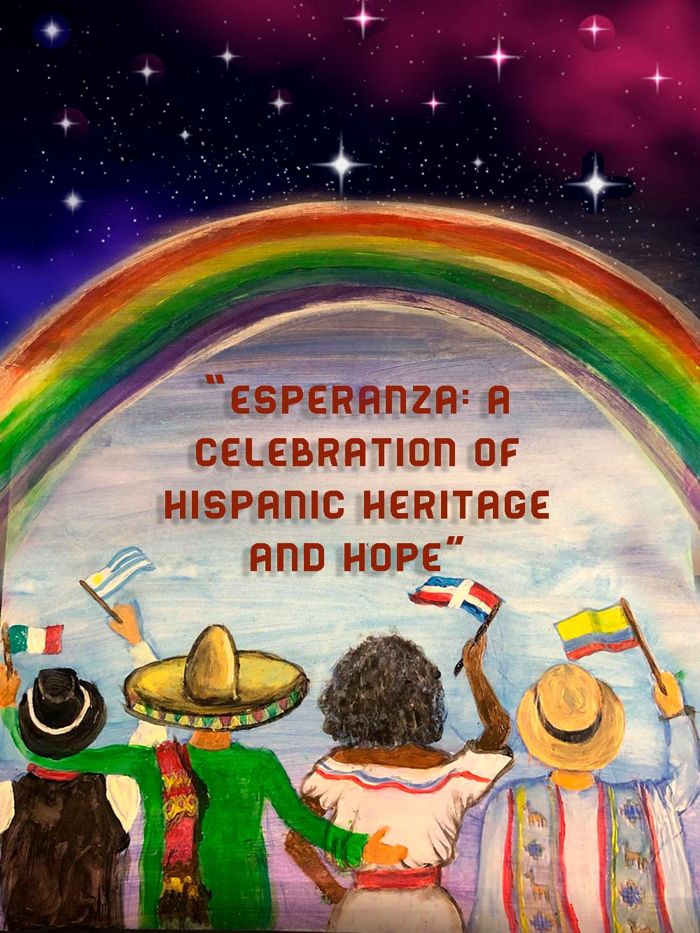 2021 Hispanic Heritage Month Poster