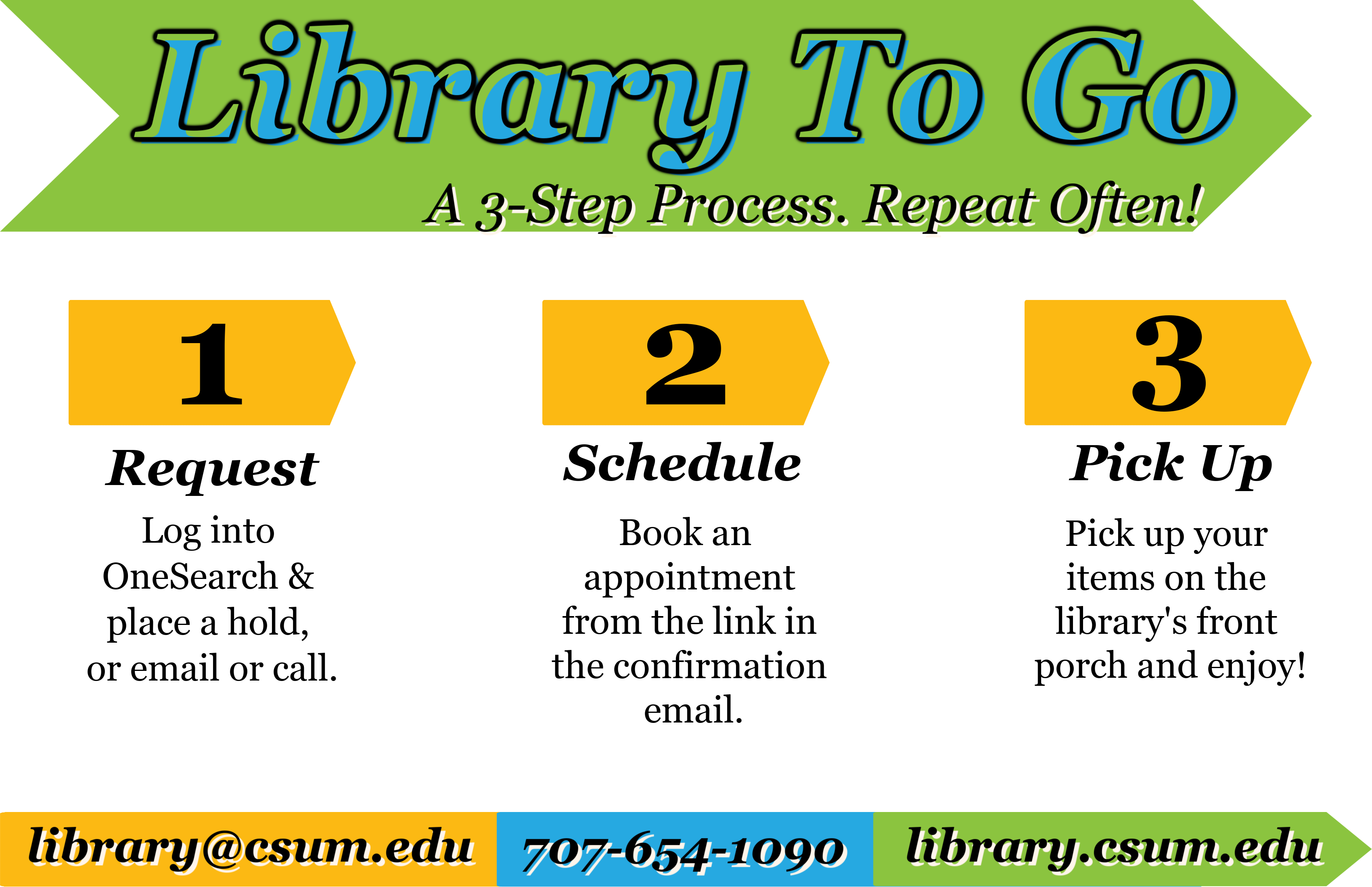 library to go graphic
