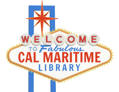 Welcome to Fabulous Cal Maritime Library