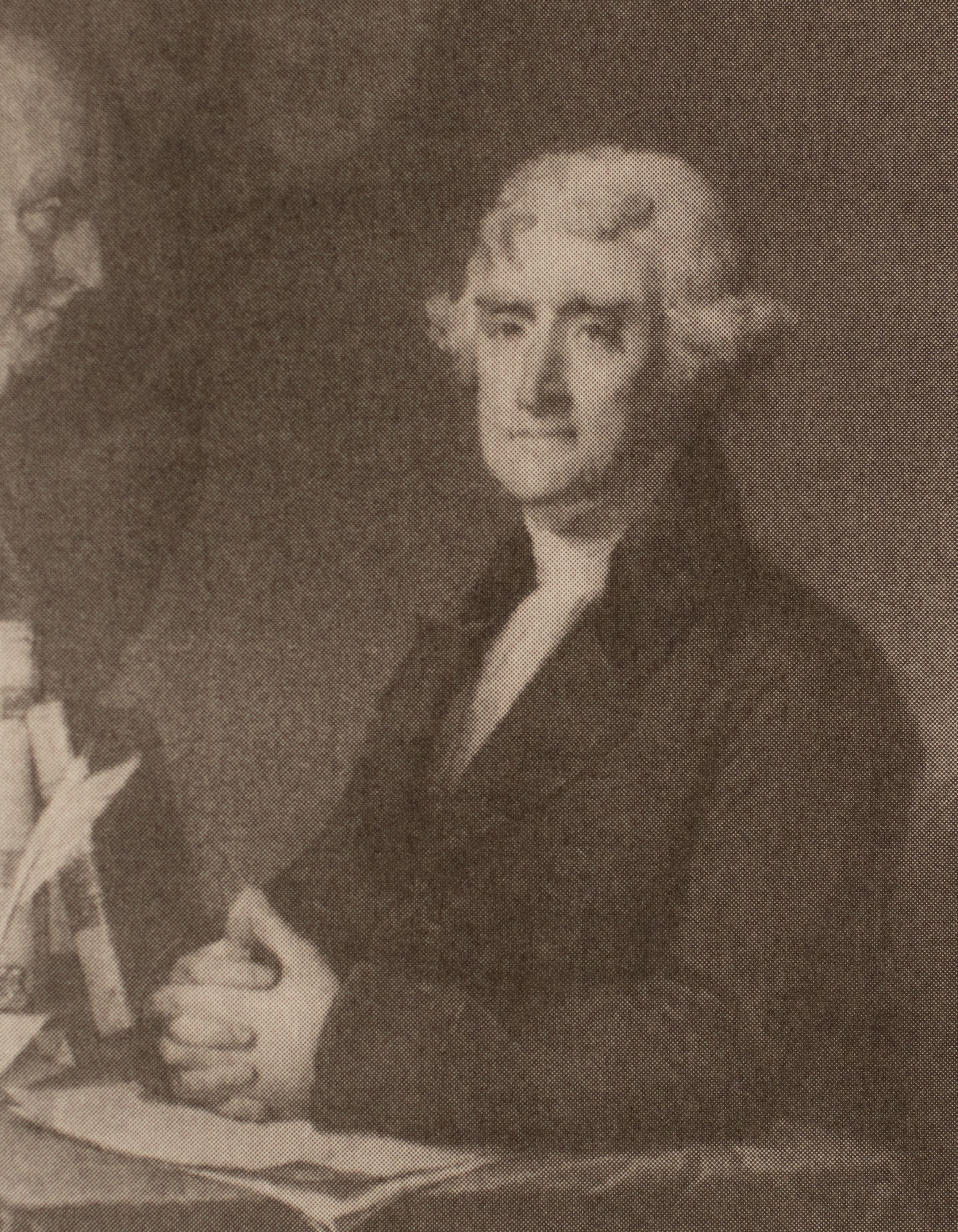Image of President Jefferson