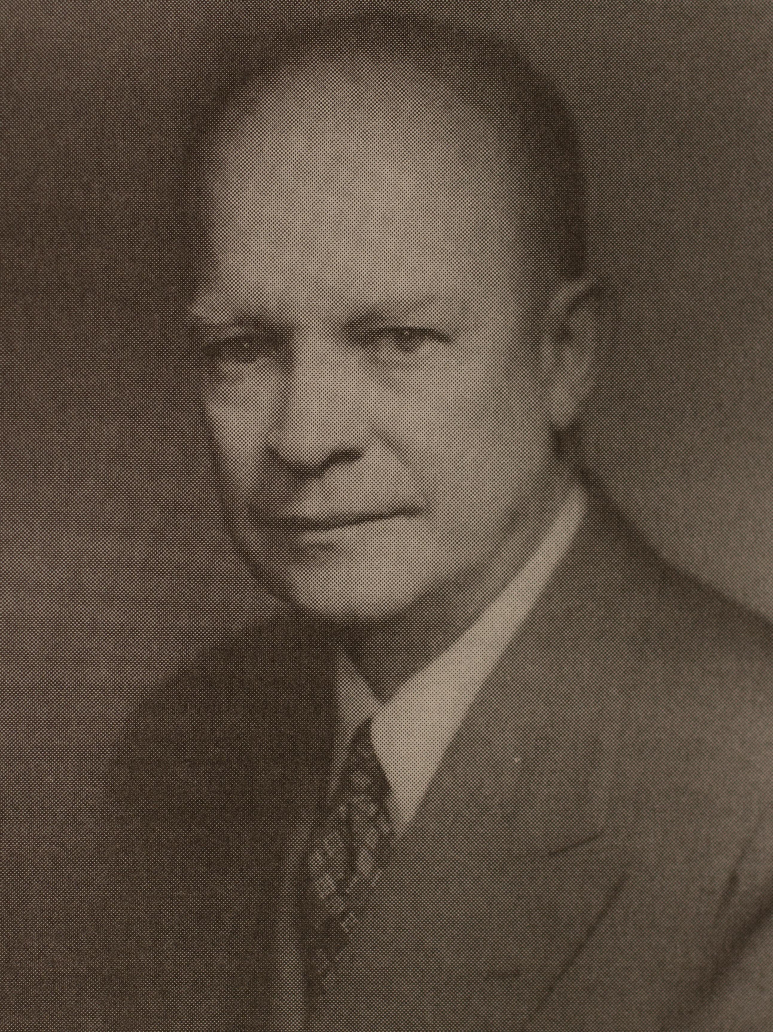 Photograph of President Eisenhower
