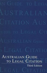 Image of AGLC manual