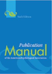 Image of APA referencing style
