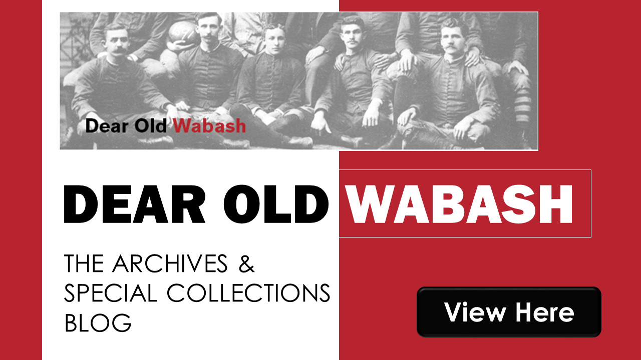 Click here to read the Dear Old Wabash Blog