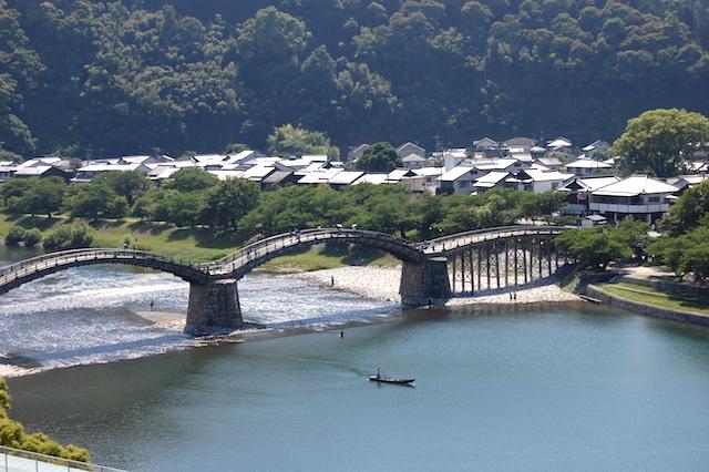 Nishiki river