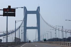 Seto grand bridge