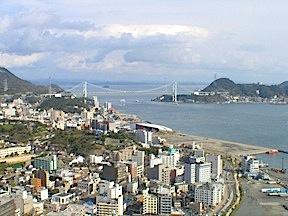Kannon Strait