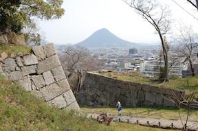 view of Mt. Iino