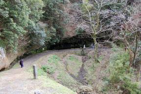 Taketa-Oka Castle Trail