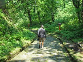 Daisen shrine