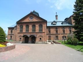 Sapporo beer factory