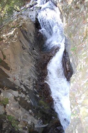 Izu waterfall deai daru