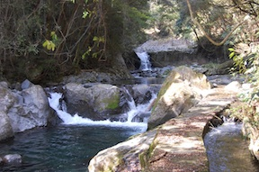 Izu Waterfall