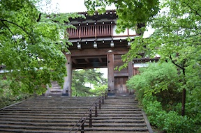 Akita gate