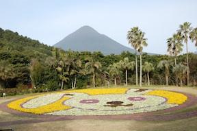 Kagoshima flower park