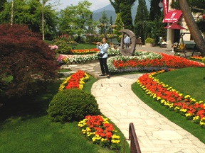 Kawaguchiko garden