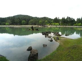 Motsuji-en garden