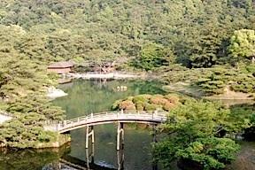 Ritsurin bridge