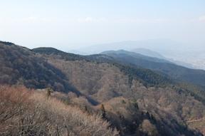 katsuragi mountains
