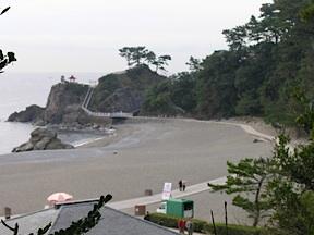 Katsura beach