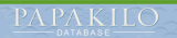 Logo and link to Papakilo Database