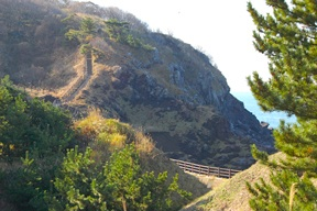 Misaki trail